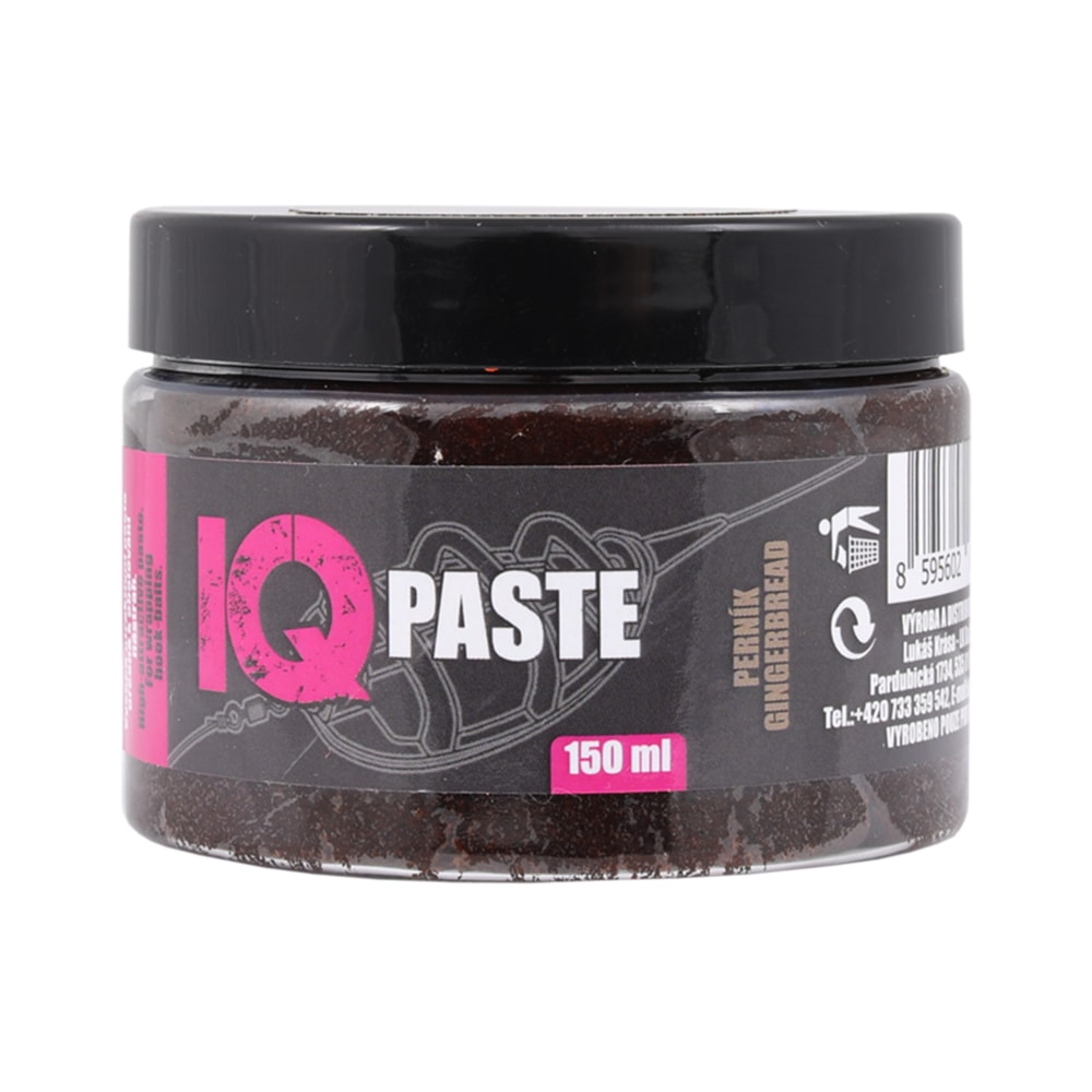 LK Baits Pasta IQ Method Paste 150ml - Perník