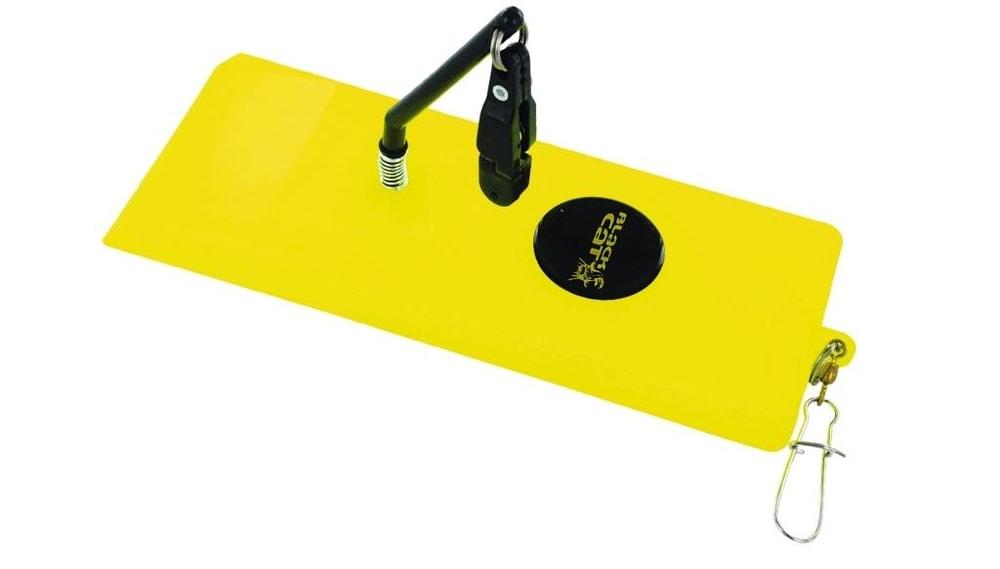 Black Cat Žlutý pták Side Planer #1