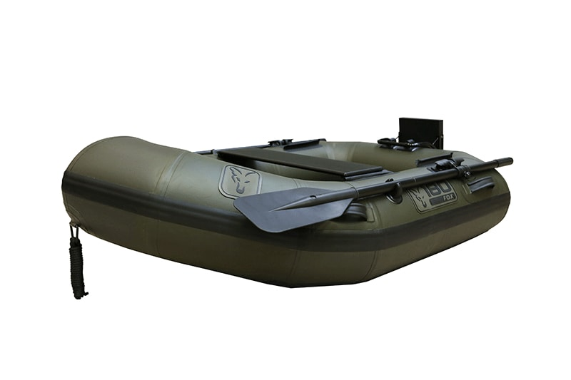 Fox Nafukovací člun 180 Green Inflable Boat 1,8m - Slat Floor Fox