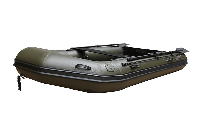 Fox Nafukovací člun 290 Green Inflable Boat 2,9m - Hliníková podlaha