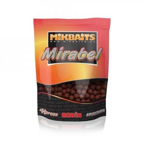 Mikbaits Boilie Mirabel 12mm 250g - Ananas N-BA