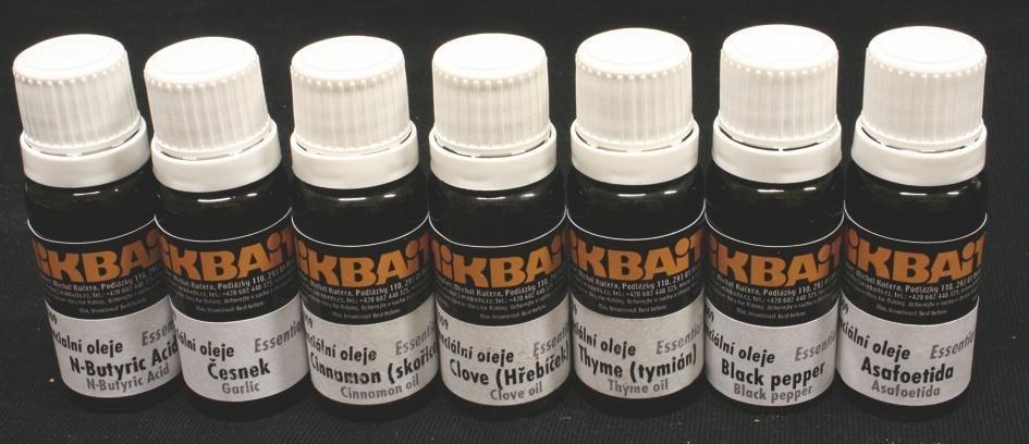 Mikbaits Black pepper oil 10ml
