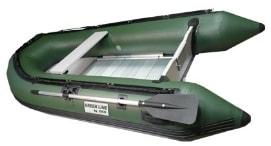 Zico Člun GL290 pevná záď, alu podlaha, vesla, pumpa