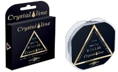 Mikado Vlasec Crystal Line 30m - vel. 0,08