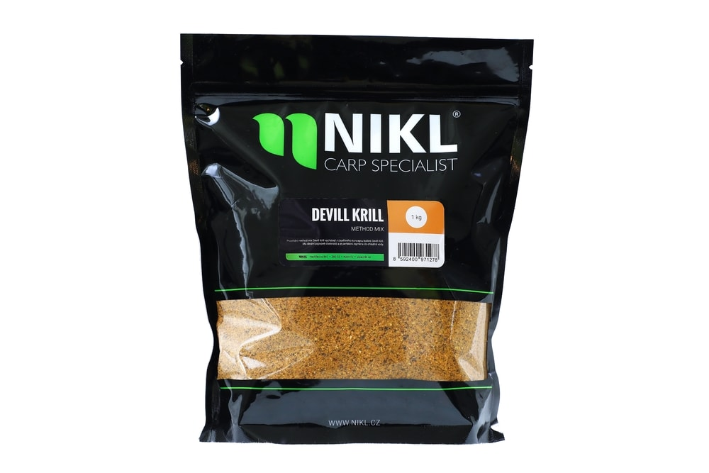 Nikl Method mix Devill Krill 3kg