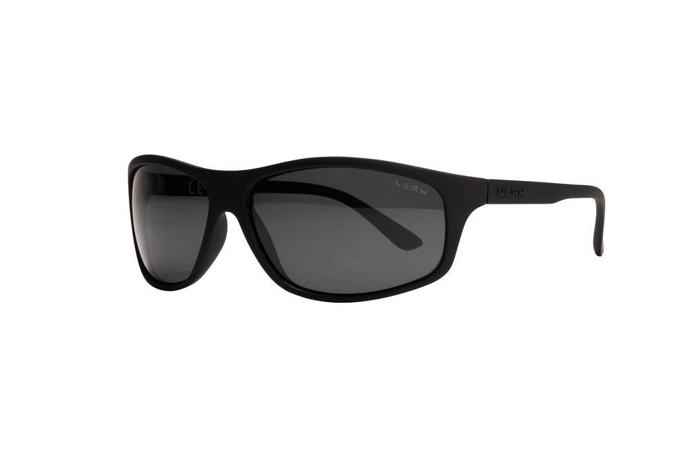 Nash Brýle Black Wraps with Grey Lenses