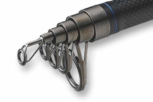 Mivardi Prut Akasa TeleCarp 3,3 m 40 - 90 g - Mivardi Akasa TeleCarp 3,3 m 40-90 g 6 dílů