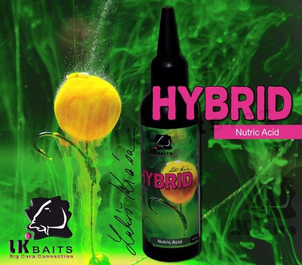 LK BAITS Hybrid Activ 100ml Black Protein