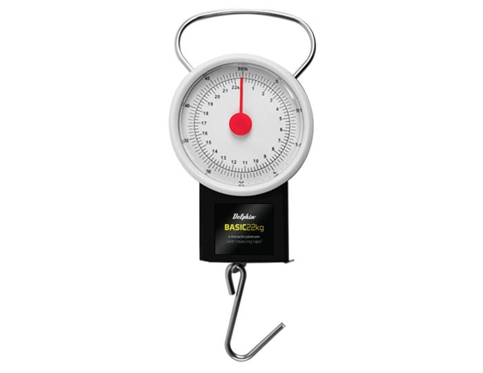 Delphin Mechanická váha Basic - Delphin Mechanická váha BASIC do 22kg