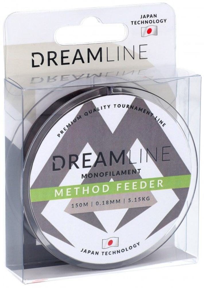 Mikado Vlasec Dreamline Method Feeder Camo 150m - 0.18mm / 5.15kg