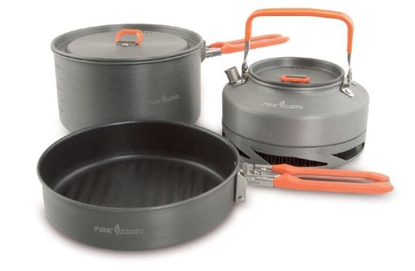 Fox Třídílná sada nádobí Cookware Set Medium