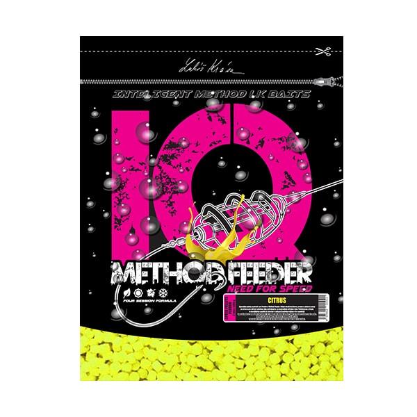 LK Baits Pelety IQ Method Feeder Speed Fluoro Pellets 600g Citrus