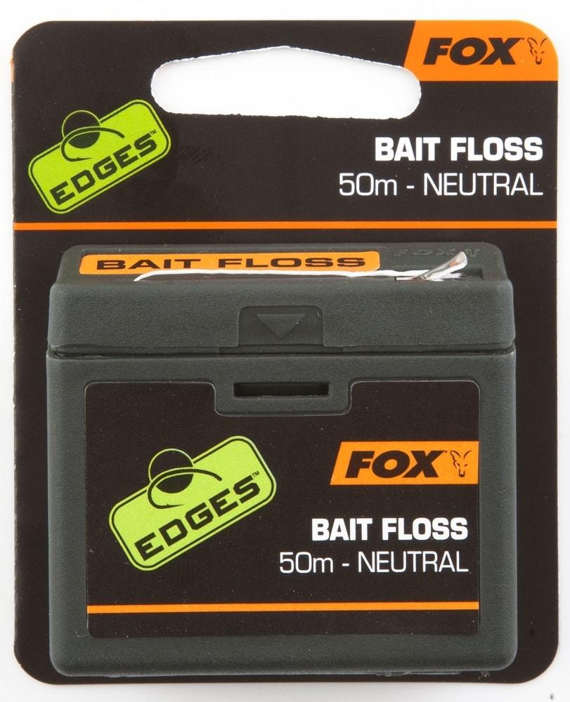 Fox Šňůrka Edges Bait Floss 50m