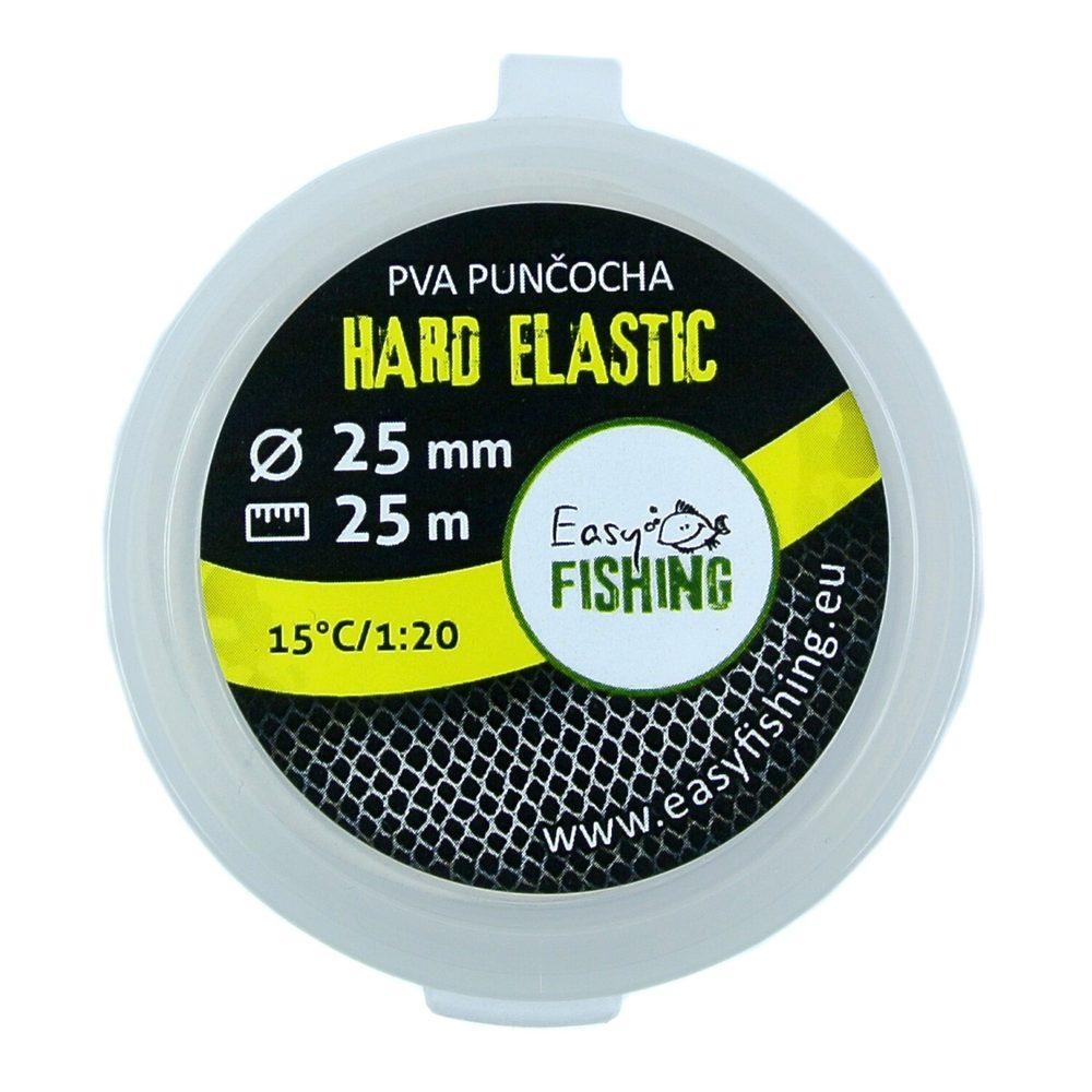 EasyFISHING Náhradní PVA punčocha Elastic Hard 25m