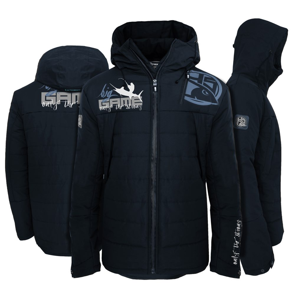 Hotspot Design Bunda Big Game Zip - XXL