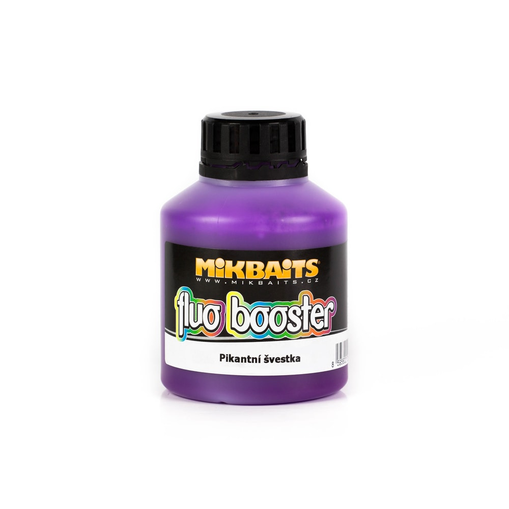 Mikbaits Fluo Booster 250ml - Ananas N-BA