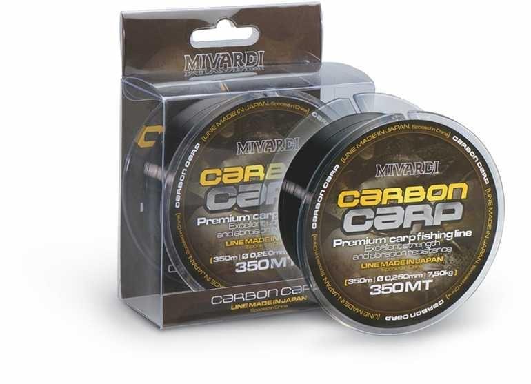 Mivardi Vlasec Carbon Carp 350m - 0,320mm 5000m