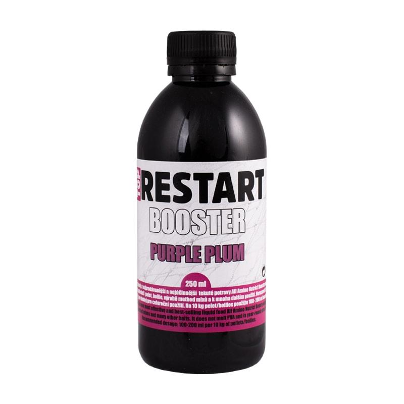 LK Baits Booster 250 ml - TopRestart - Purple Plum