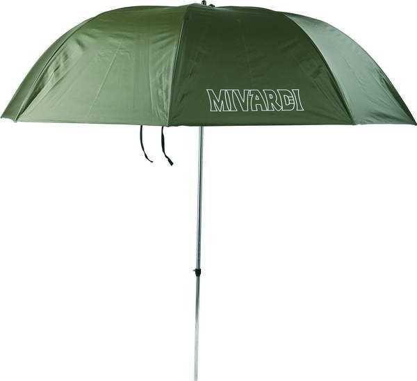 Mivardi Deštník FG PVC Green 250 - Mivardi Deštník Camou PVC
