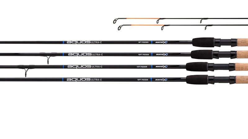 Matrix Prut Aquos Ultra C Feeder Rods 3m - Matrix Aquos Ultra C Feeder 3m 35g