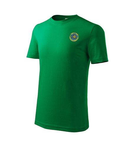 Chyť a pusť Dětské tričko zelený
