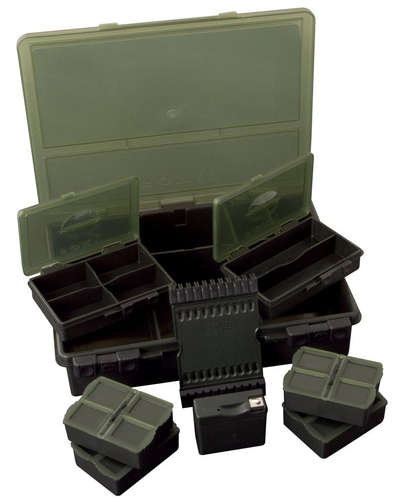 Fox Plastové boxy Royale Tackle Box - Medium