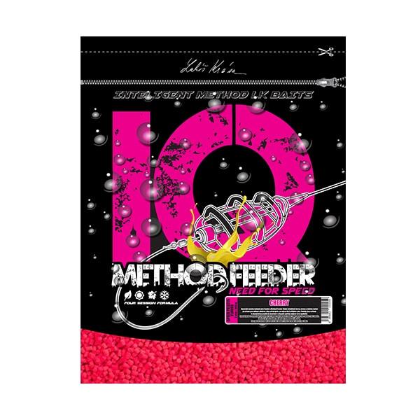 LK Baits Pelety IQ Method Feeder Speed Fluoro Pellets 600g Cherry