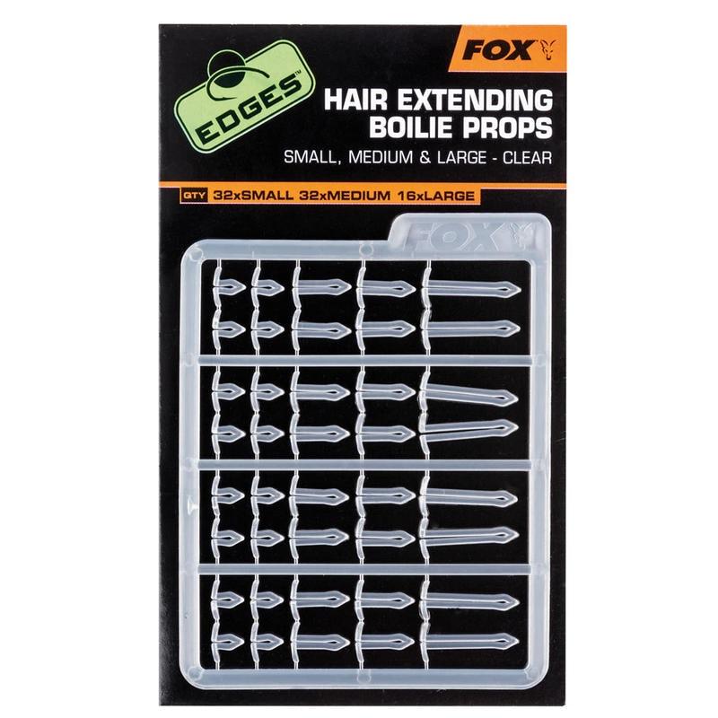 Fox Zarážky Edges Hair Extending Boilie Props
