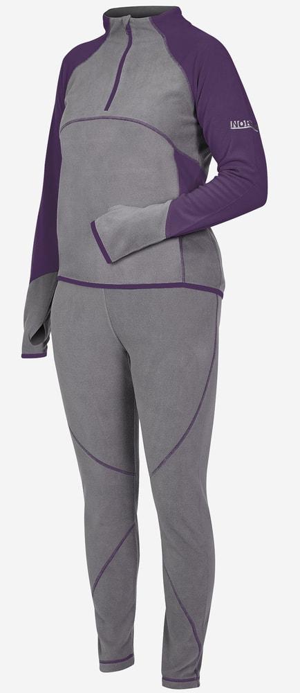 Norfin Termoprádlo Performance dámské purple