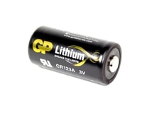 GP Baterie R3/S5R Receiver Batteries (CR123A)