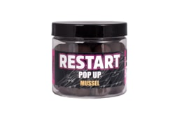 LK Baits Pop-up ReStart Mussel 18mm 200ml