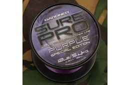 Gardner Vlasec Sure Pro Purple Special Edition