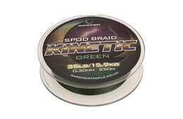 Gardner Splétaná šňůra Kinetic Spod Braid 0.36mm 35lb 250m