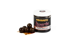Mikbaits Boilie v dipu Liverix 250ml