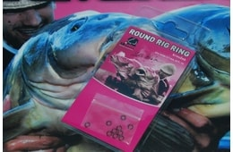 LK Baits Kroužky Round Rig Ring 3,7m
