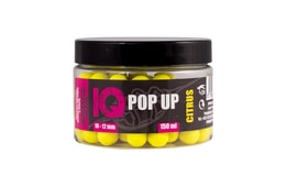 LK Baits Pop Up Fluoro Boilies IQ Method Feeder 10-12mm 150 ml