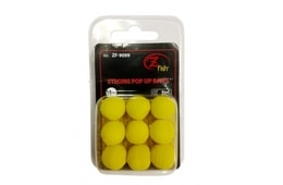 Zfish Pěnová Nástraha Foam Pop Up Baits 15mm