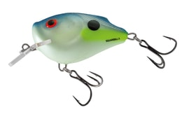 Salmo Wobler SquareBill Floating Sexy Shad
