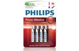PHILIPS Baterie Powerlife mikrotužka LR03 AAA 1ks