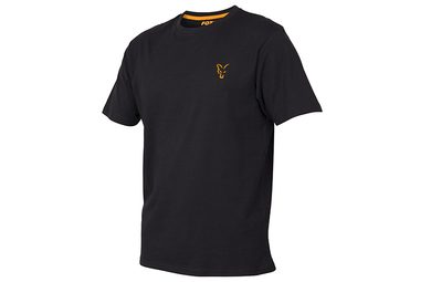Fox Triko Collection Orange & Black T-Shirt