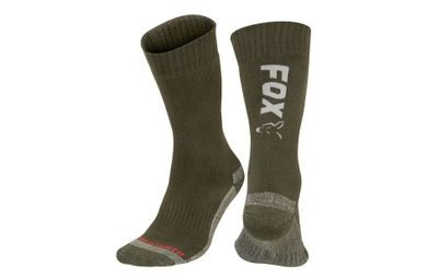 Fox Ponožky Collection Thermolite long sock Green/Silver