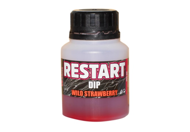 LK Baits Dip ReStart Wild Strawberry 100ml