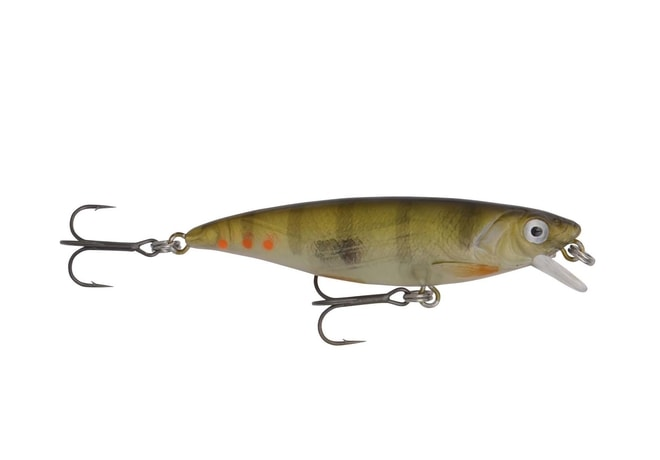 Savage Gear Wobler 3D Twitch Minnow Perch