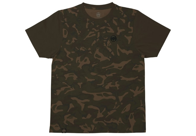 Fox Triko Chunk Camo/dark khaki edition T-shirt