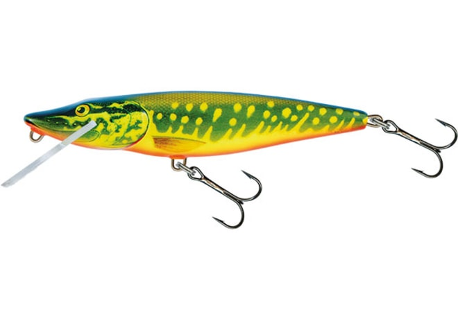 Salmo Wobler Pike Floating 9cm