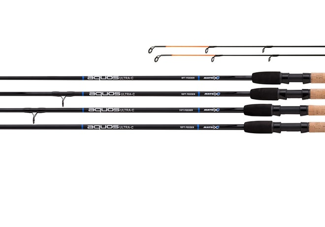 Matrix Prut Aquos Ultra C Feeder Rods 2,7m