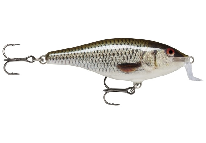 Rapala Wobler Shad Rap Shallow Runner ROL
