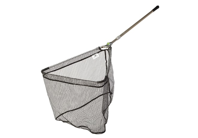 Giants Fishing Podběrák Strong Alu Rubber Landing Net 2,2m 60x60cm