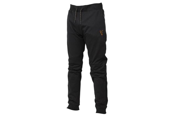 Fox Tepláky Collection Orange & Black Lightweight Joggers