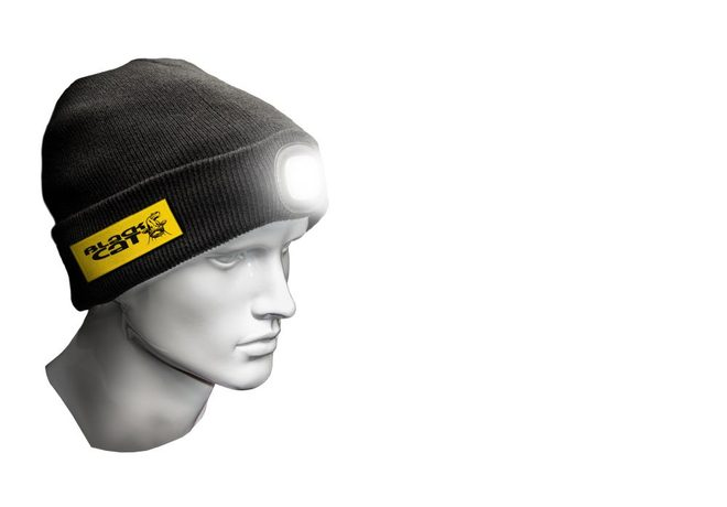 Black Cat Čepice Led Lancer Beanie Uni